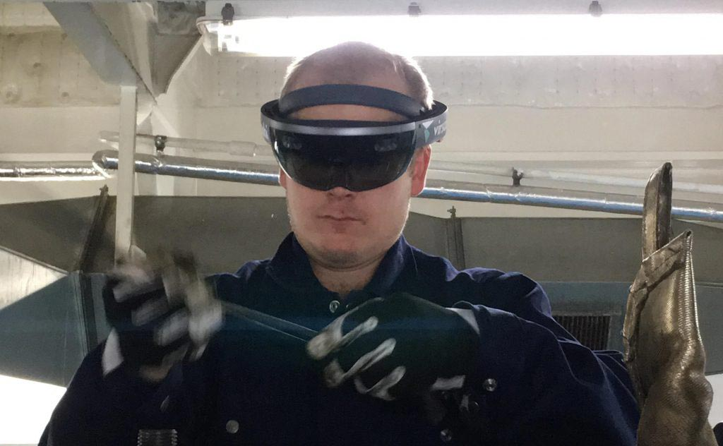 Mixed Reality increases productivity
