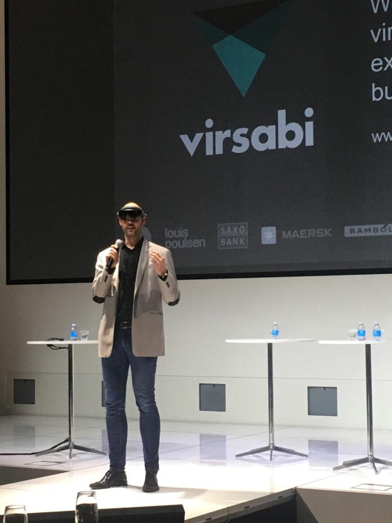 Michael Harboe presents Virsabi